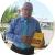 Apostel Arne Horn, Apostel @ Nieuw Apostolisch Bijbel Verbond, Paramaribo